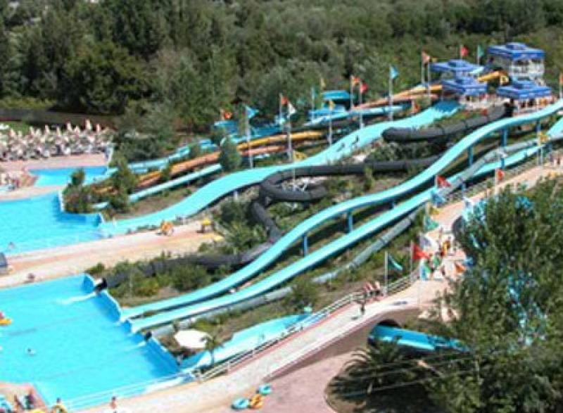 SPLASHWORLD Aqualand Village