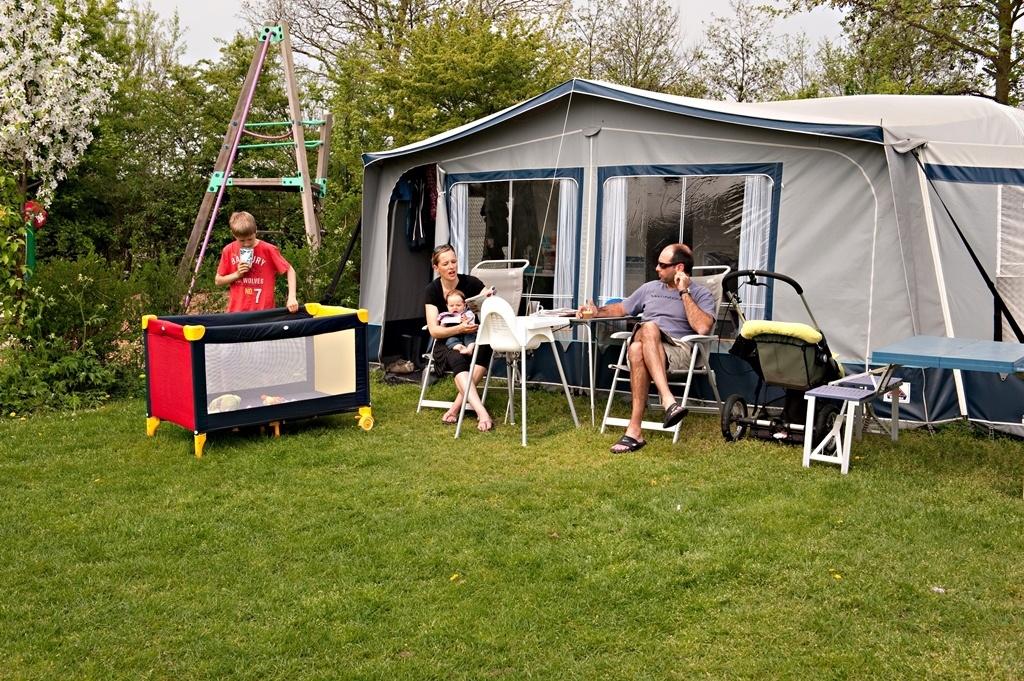 Ardoer Camping Ginsterveld