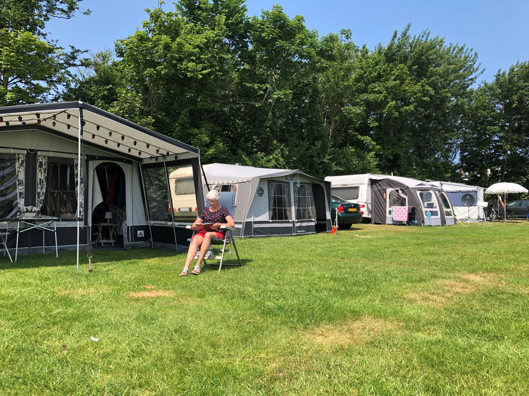 Camping Coogherveld Texel