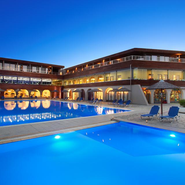 Hotel Blue Dolphin